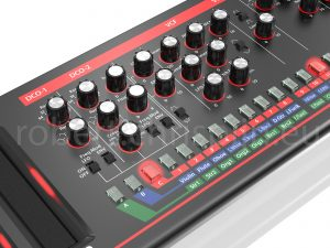 Roland JX-03 boutique synthesizer